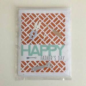 Other - Father's Day Card. Handmade 4 Charity